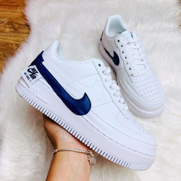 New Nike Air Force 1 Jester XX White Purple NWT